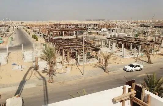 Villas Construction Project - Jubail Industrial City