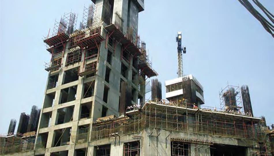 Branch Building & Control Center Construction Project