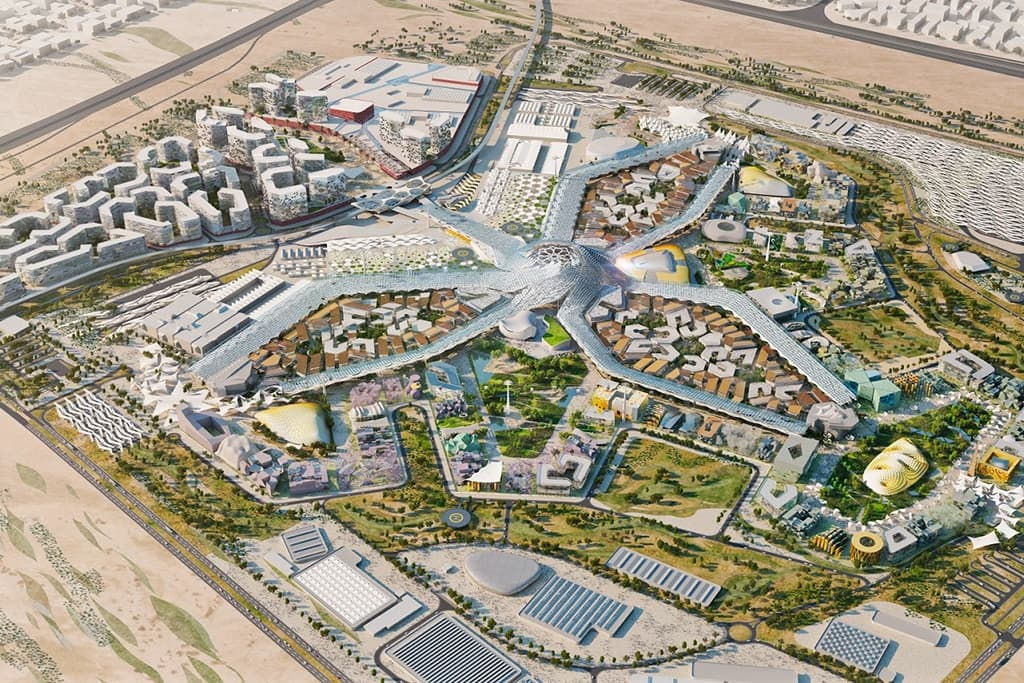 Project Star Mixed-Use Development - Expo 20201