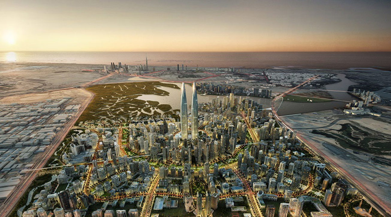 Project Star Mixed-Use Development - Expo 2020