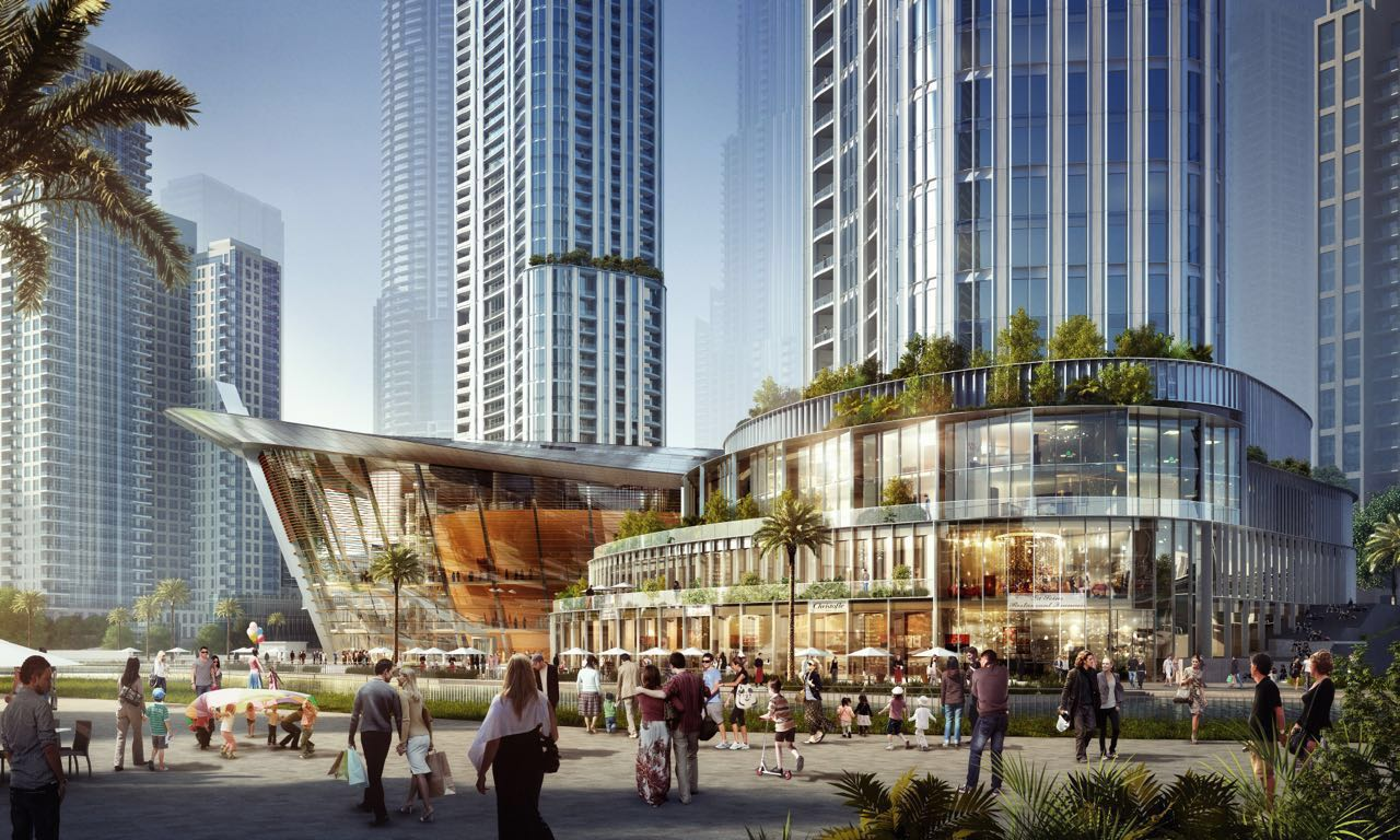 IL Primo Residential Complex Project - The Opera District1