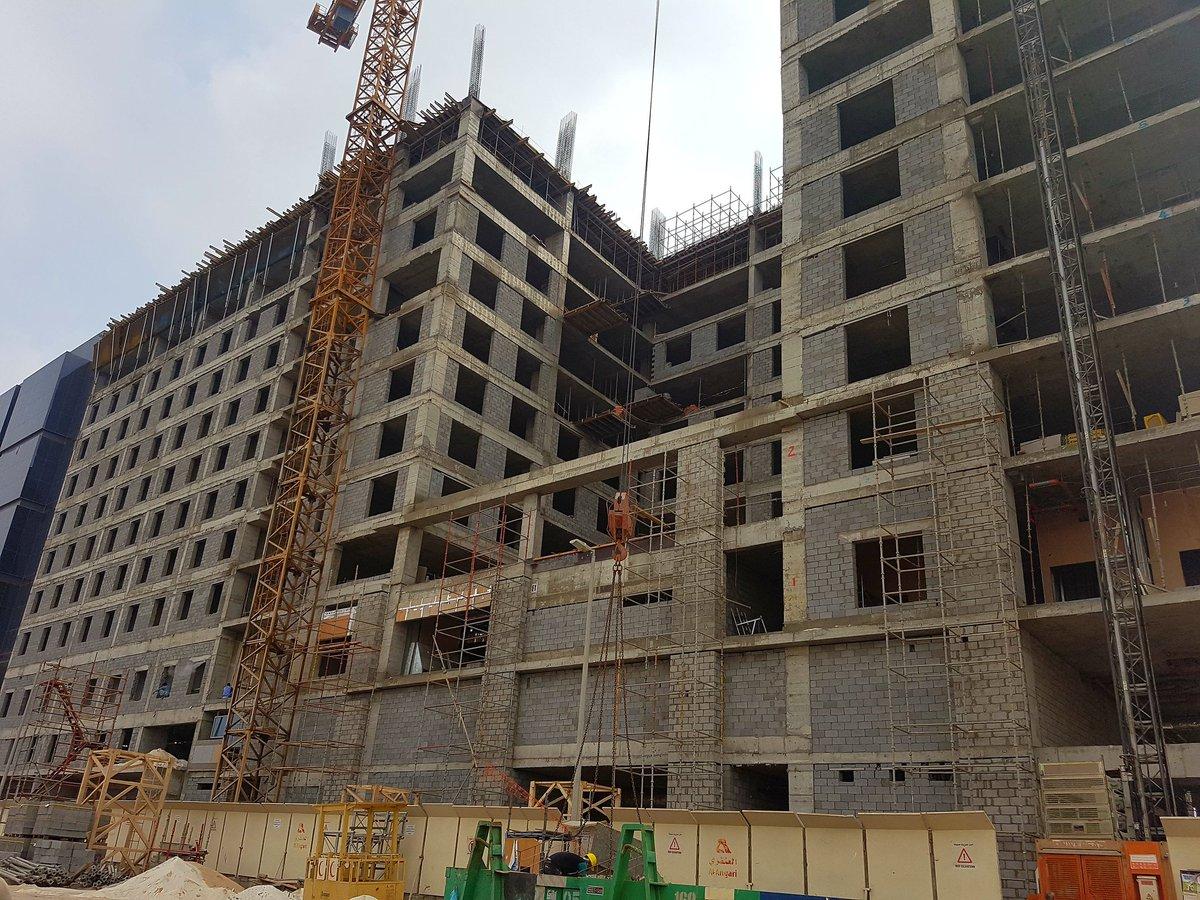 Alesayi Plaza Hotel Apartments Project - Jeddah1