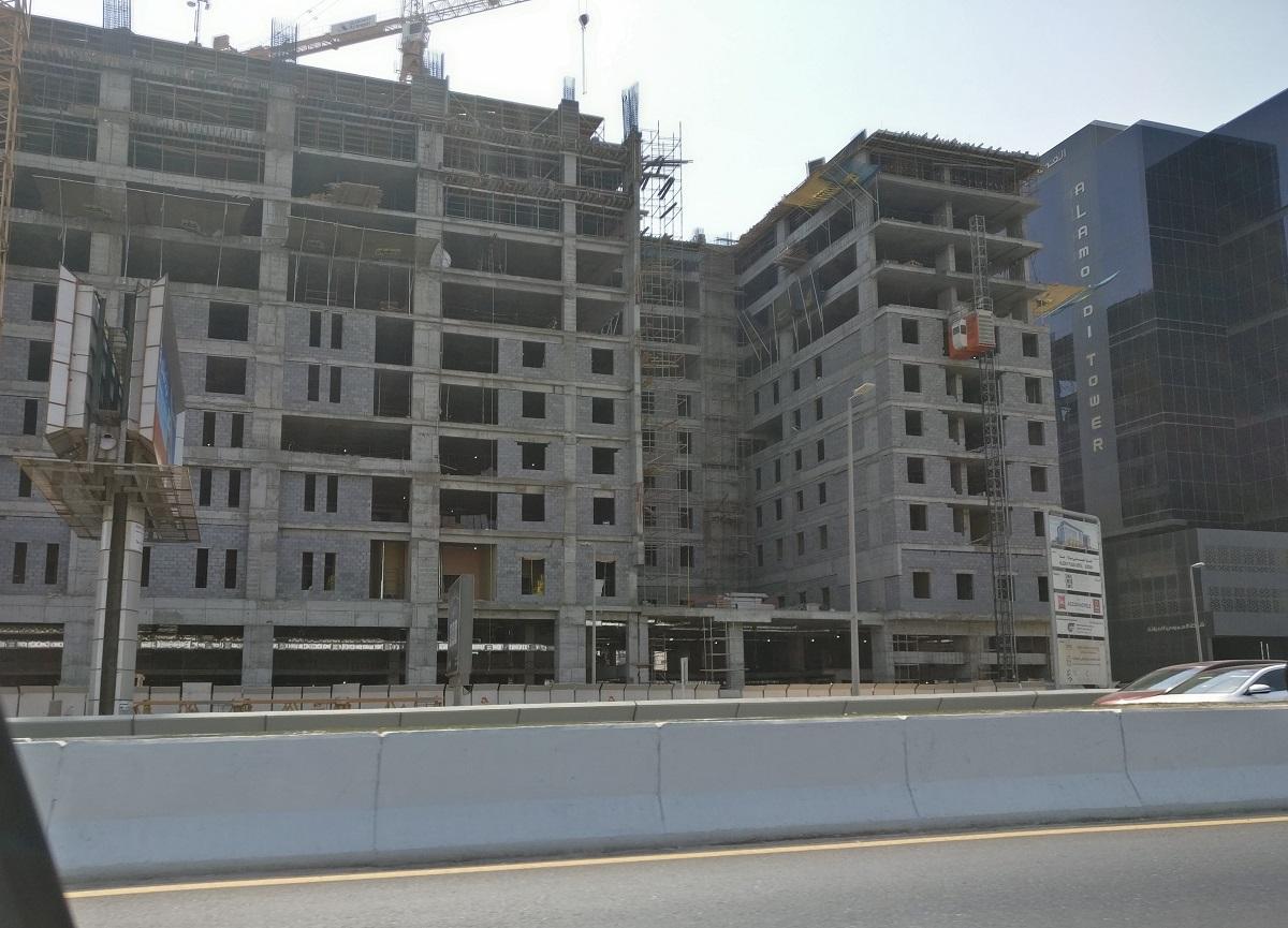 Alesayi Plaza Hotel Apartments Project - Jeddah2
