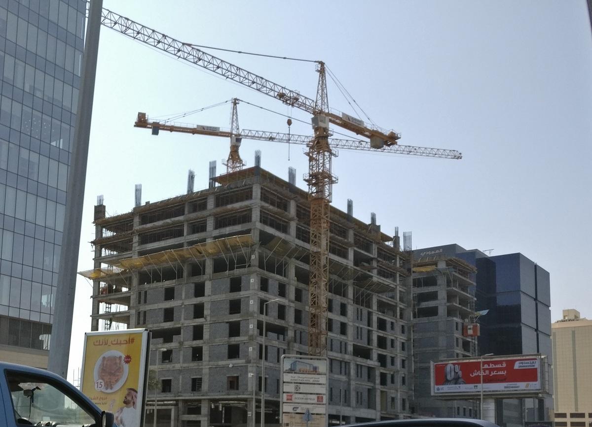 Alesayi Plaza Hotel Apartments Project - Jeddah