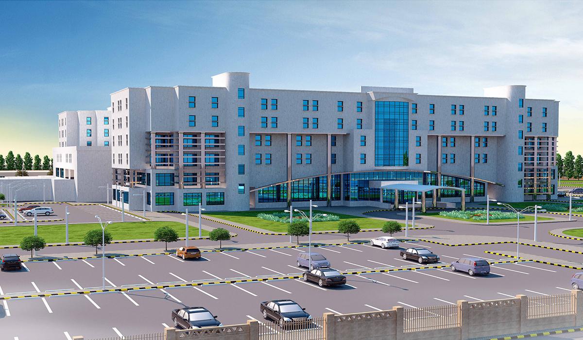 Maternity Hospital Project - Riyadh1