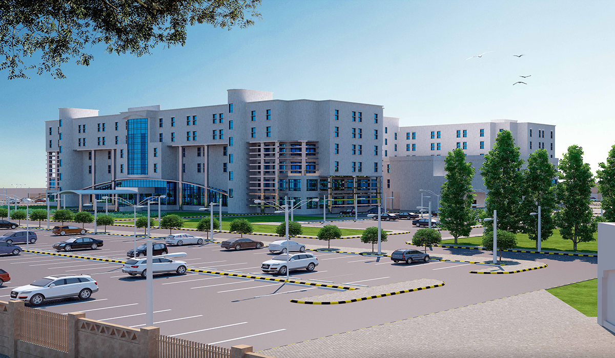 Maternity Hospital Project - Riyadh