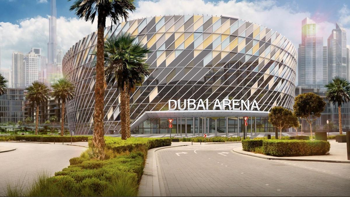 Dubai Arena Project - Citywalk2
