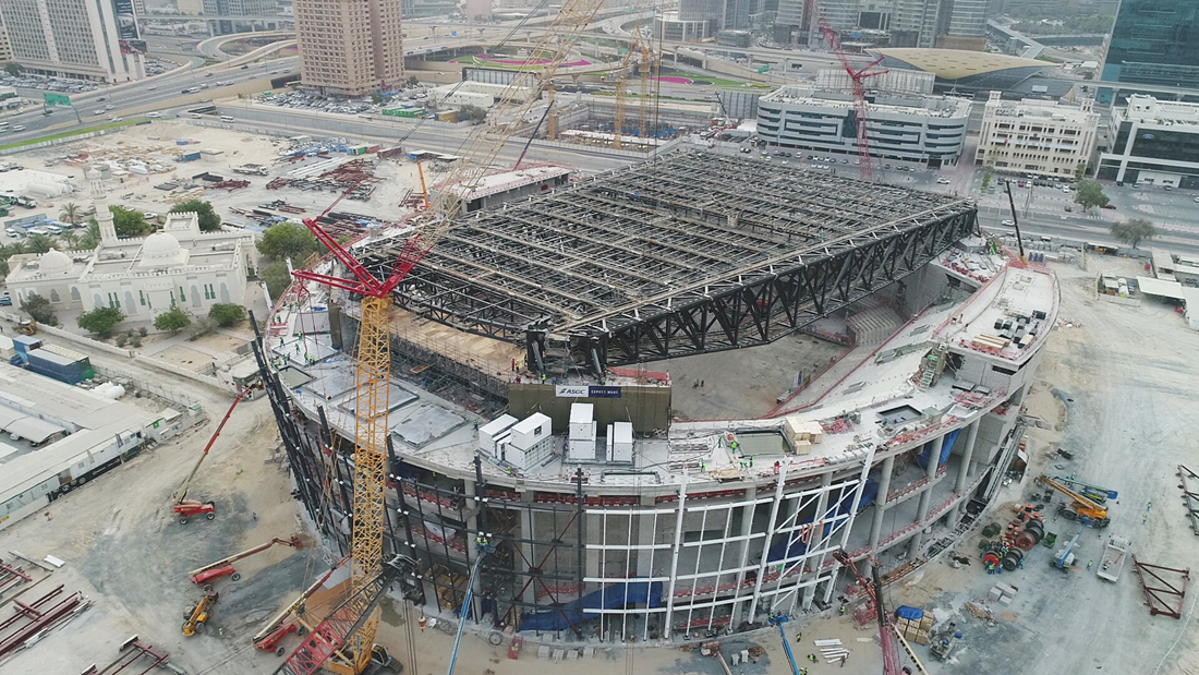 Dubai Arena Project - Citywalk