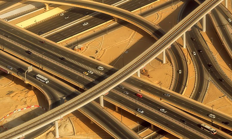 Roads & Infrastructure Works Project - Al Nahdha Military Area2