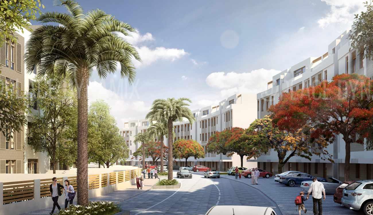 Al-Burouj Mixed-use Development Project1