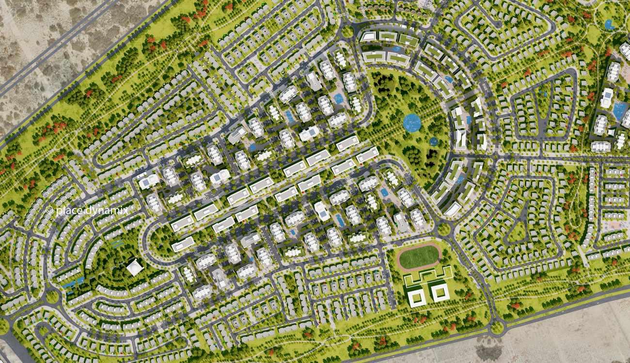 Al-Burouj Mixed-use Development Project2