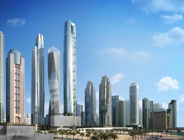 S Residence by Immo Prestige (Ciel Tower) Project - Dubai Marina2
