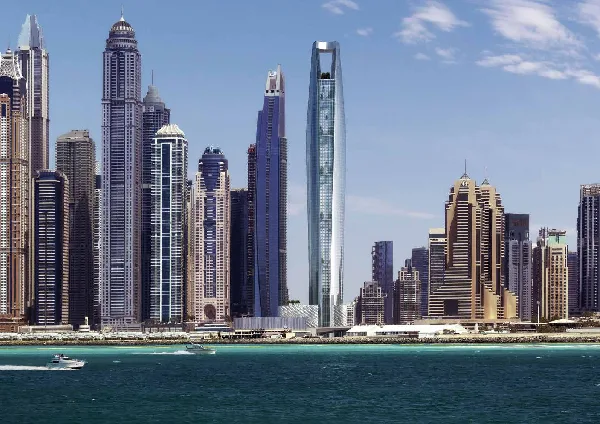 S Residence by Immo Prestige (Ciel Tower) Project - Dubai Marina