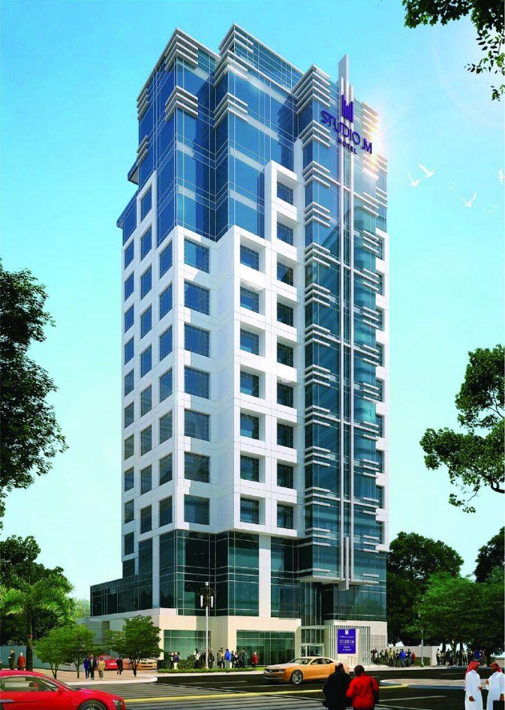 Studio M Hotel Project - Al Barsha