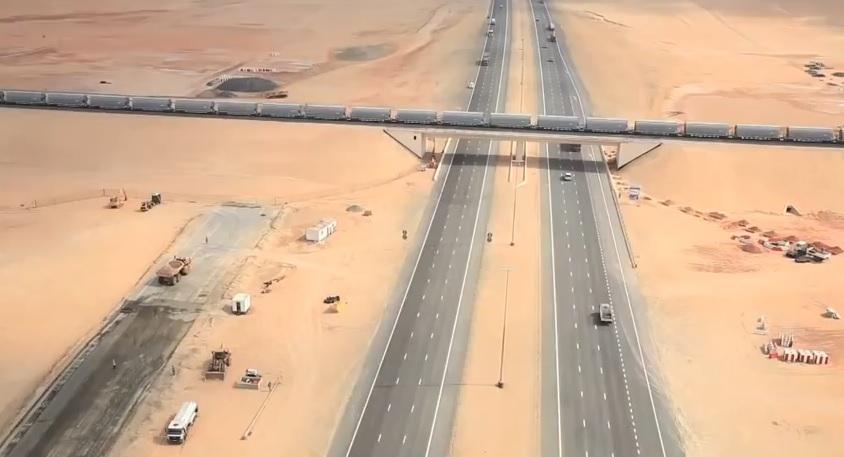Shah & Mezairaa Interchange Construction Project (Package 2)