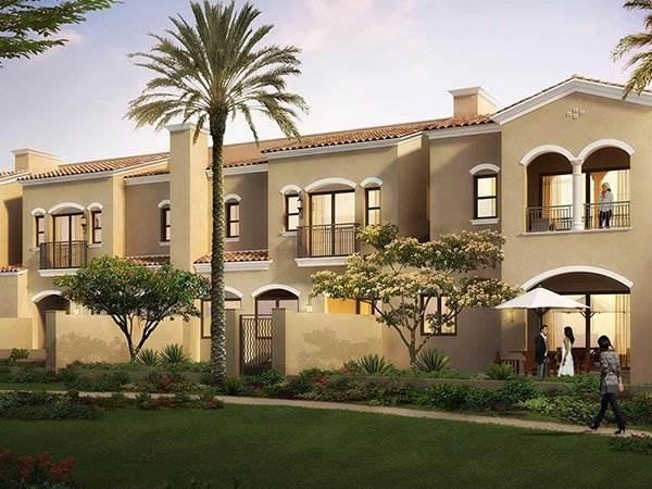 Serena Casa Dora Townhouses Project - Dubailand1