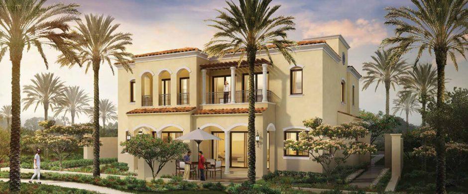 Serena Casa Dora Townhouses Project - Dubailand2