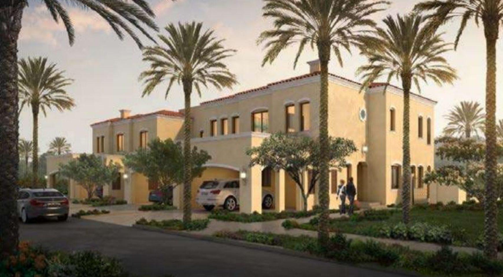 Serena Casa Dora Townhouses Project - Dubailand