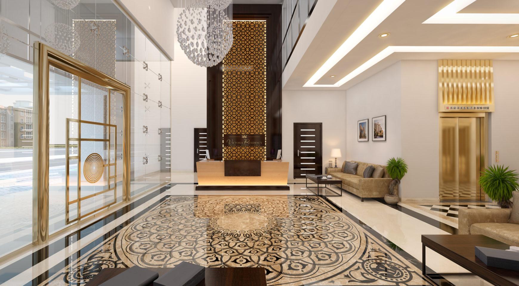 Victoria Residency Project - Al Furjan