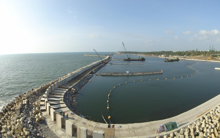 Fishery Harbour Construction Project – Barka