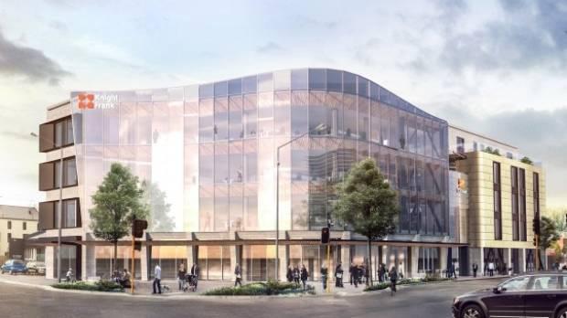 Offices, Stores, Masjid & Accommodation Construction Project - Al Ruwaiya