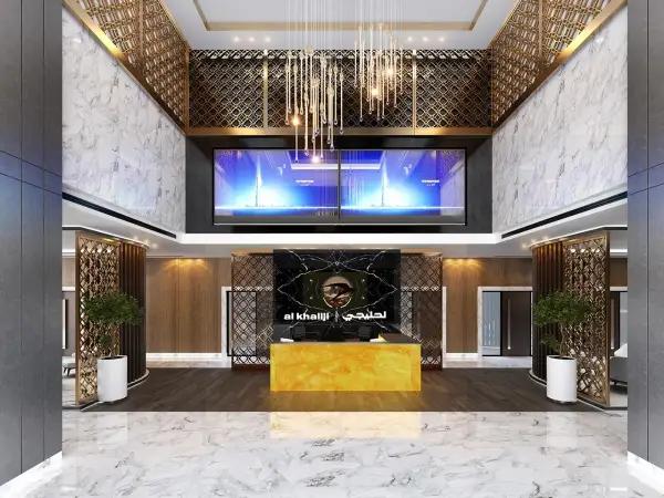 Al Khaliji Headquarters Project1