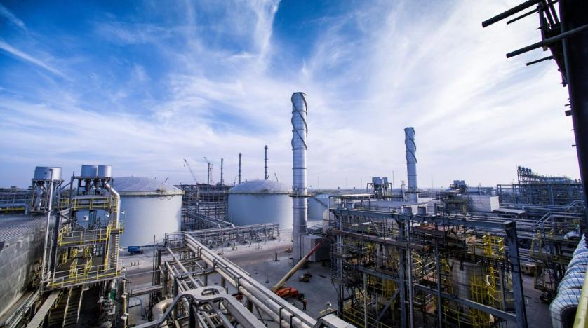 Hawiyah & Haradh Gas Production Plants Project