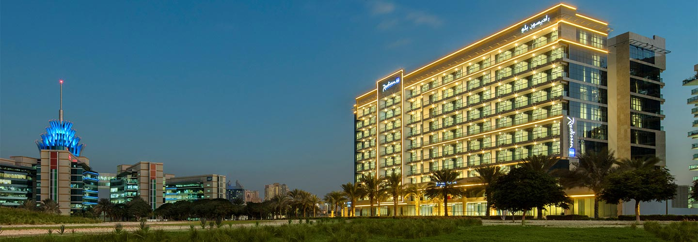 Radisson RED Hotel Project - Dubai Silicon Oasis1