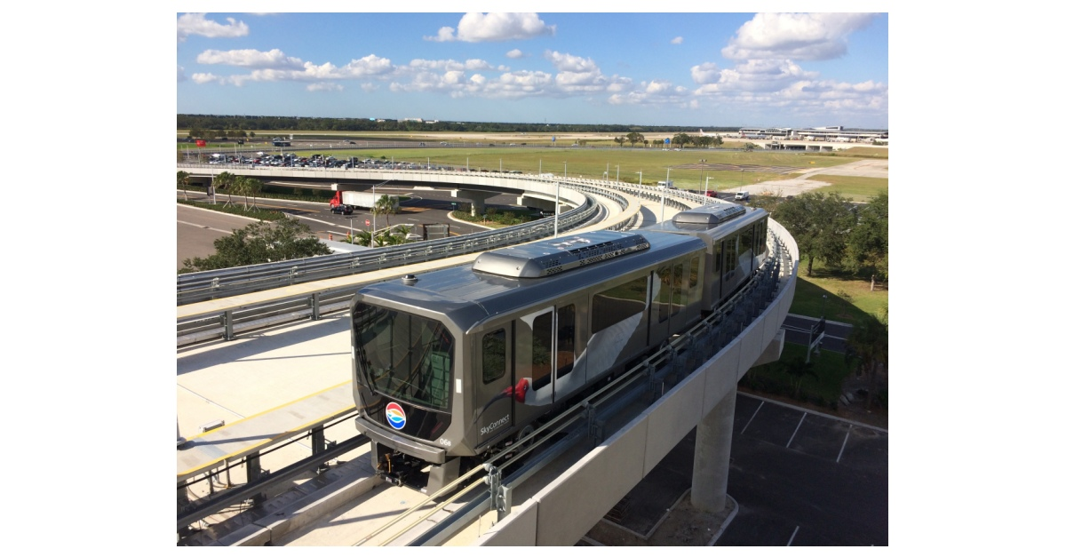 Automated People Mover (APM) System - Al Maktoum International Airport2