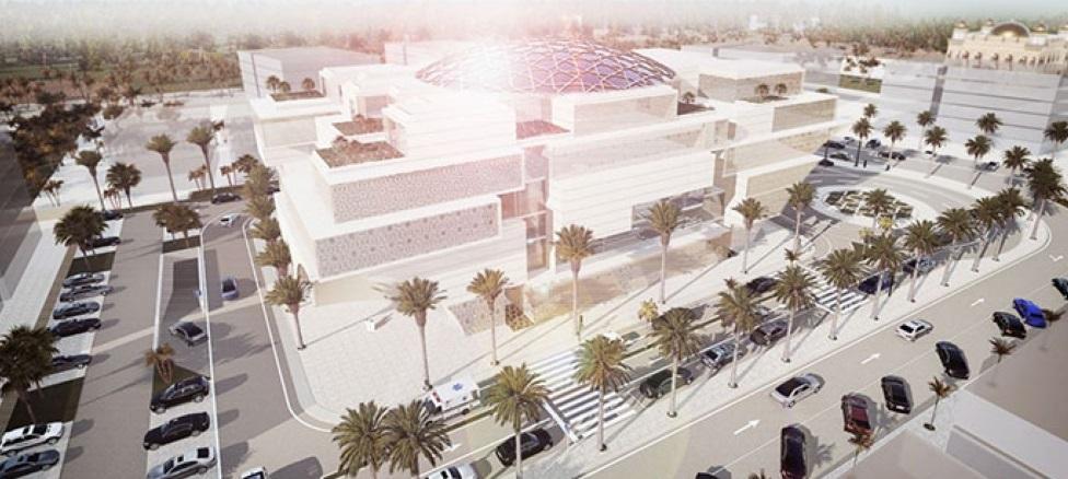 Idealmed Muscat Hospital Construction Project