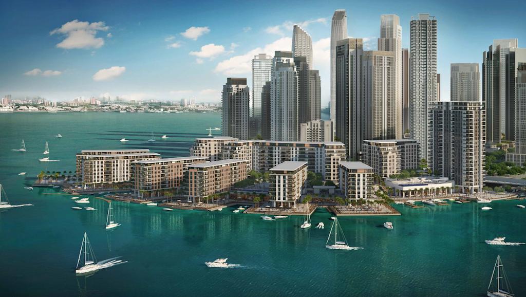 The Cove Project - Dubai Creek Harbour