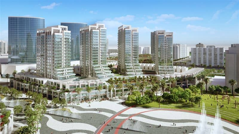 Deira Islands Towers Project - Cluster C