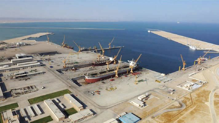Infrastructure Works Project - Duqm Special Economic Zone1