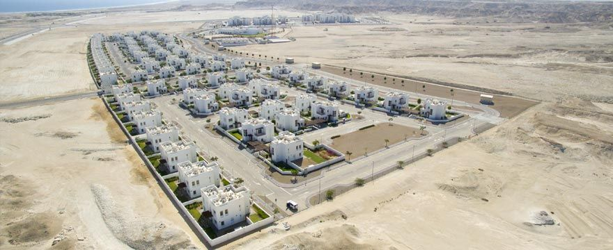 Infrastructure Works Project - Duqm Special Economic Zone2