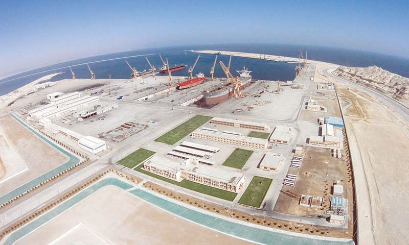 Infrastructure Works Project - Duqm Special Economic Zone3