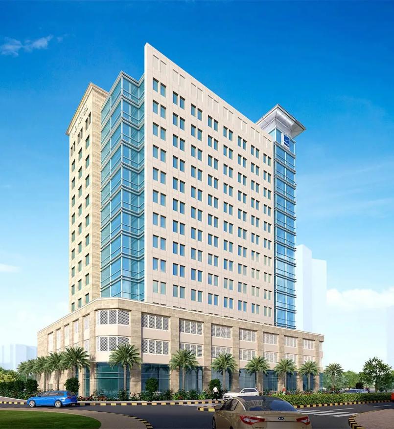 Novotel Hotel Project - Dubai Healthcare City