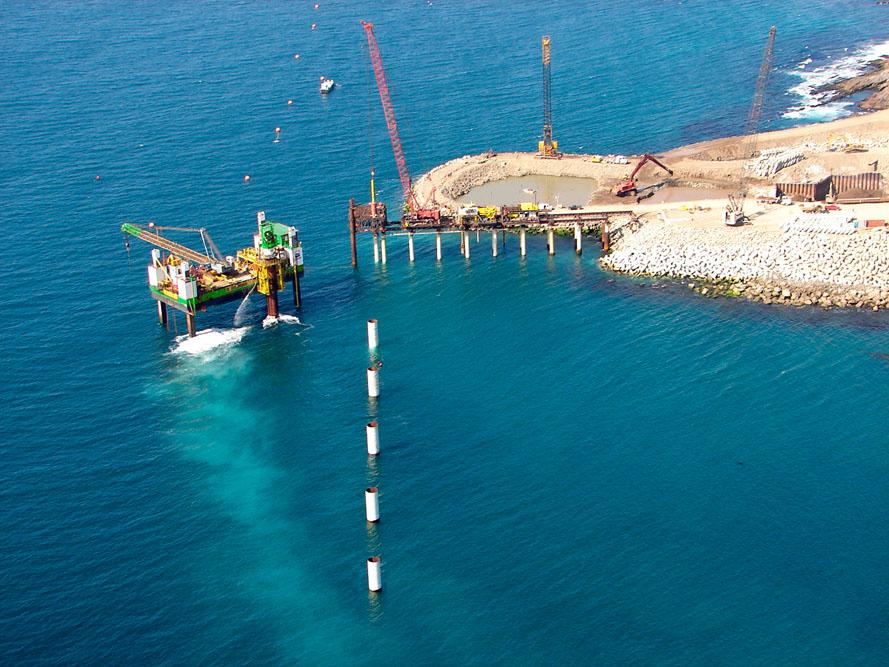 Harbours Construction Project1