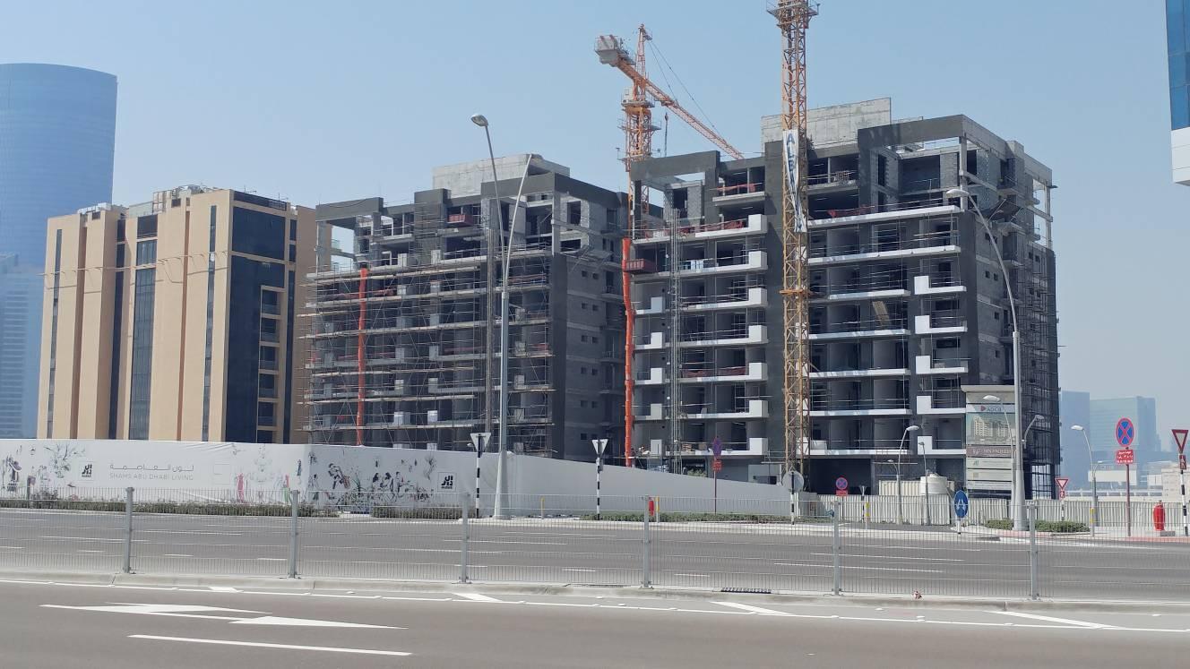 AB-118 Residential Buildings Project - Al Reem Island