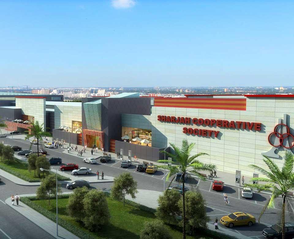 Al Rahmania Shopping Mall Project1