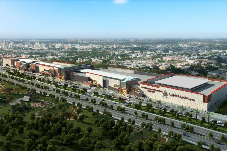 Al Rahmania Shopping Mall Project
