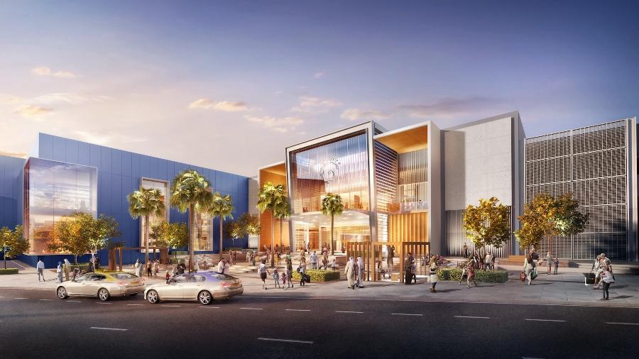The Big Box Retail Mall - Wasl Gate
