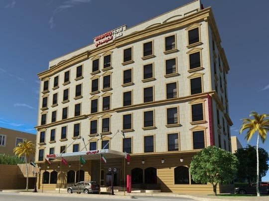 Intercity Hotel Project - Muscat1