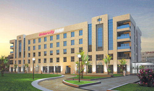 Intercity Hotel Project - Muscat