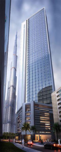 ENOC Tower Project - Downtown Dubai1