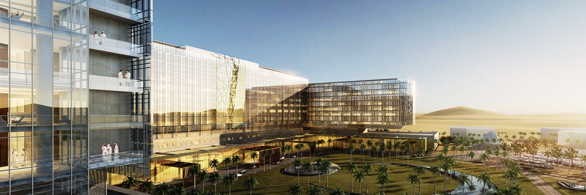 King Faisal Medical City Construction Project - Phase 21