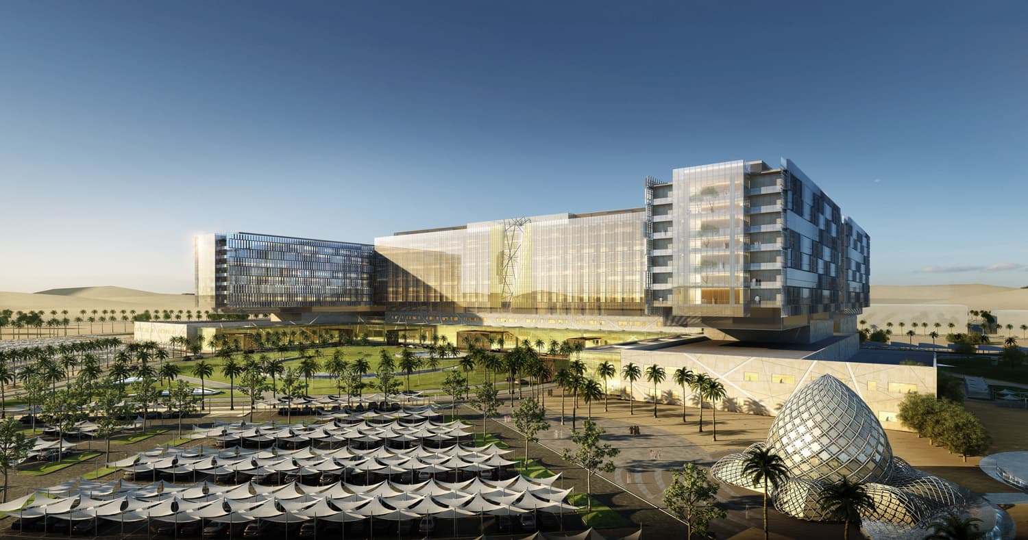 King Faisal Medical City Construction Project - Phase 2