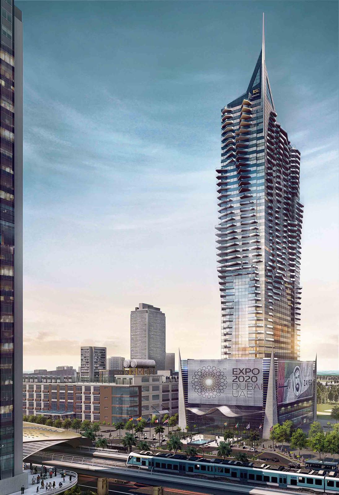 Sabah Rotana Hotel & Serviced Apartments Project