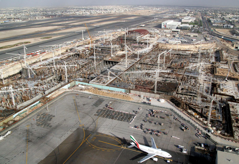 Hail Domestic Airport Redevelopment Project