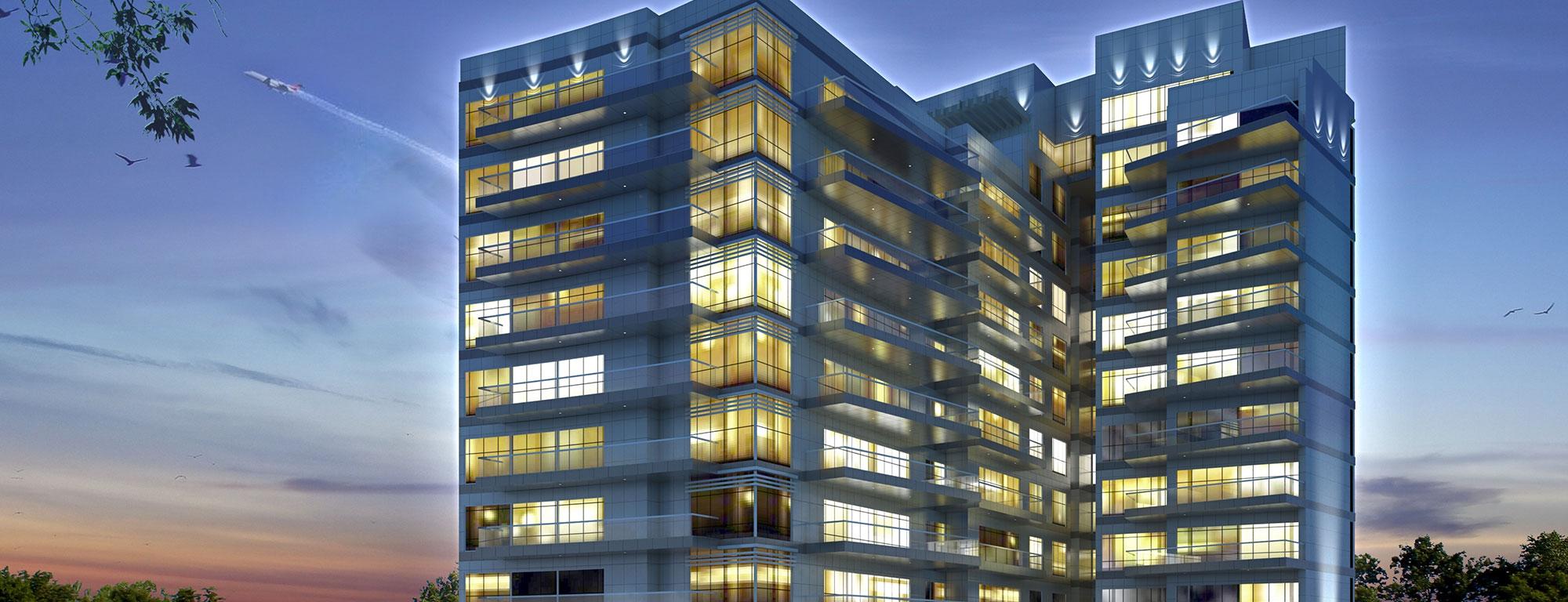 Residential Building Project - Al Raha Beach (RBW5-10)1