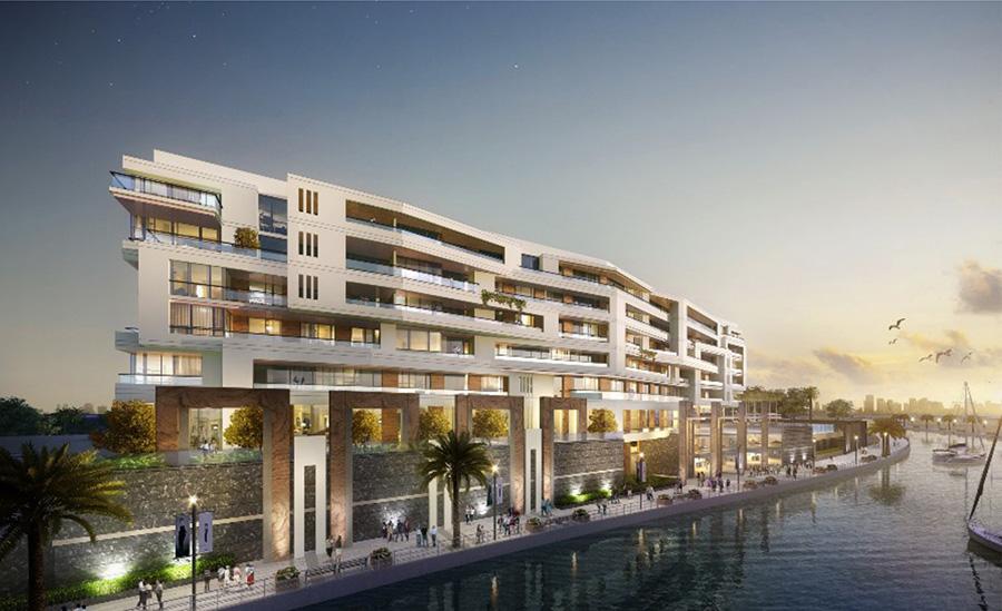 Residential Building Project - Al Raha Beach (RBW5-10)